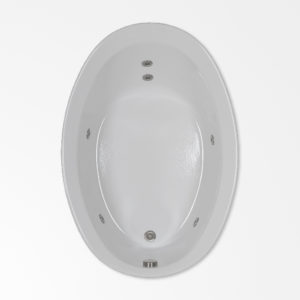 56 by 38 Whirlpool bath tub