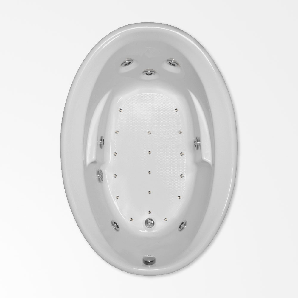 Whirlpool/Air Bath 60x42 JR | Comfortflo WhirlpoolsComfortFlo ...