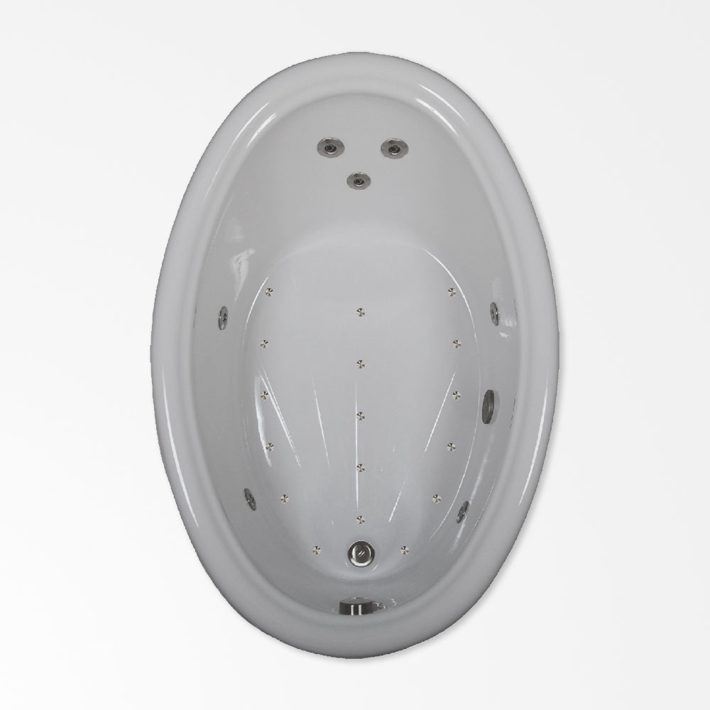 Whirlpool/Air Bath 60x42 SO | Comfortflo WhirlpoolsComfortFlo ...