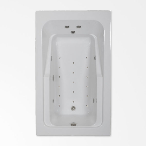 66 by 42 Combination bathtub